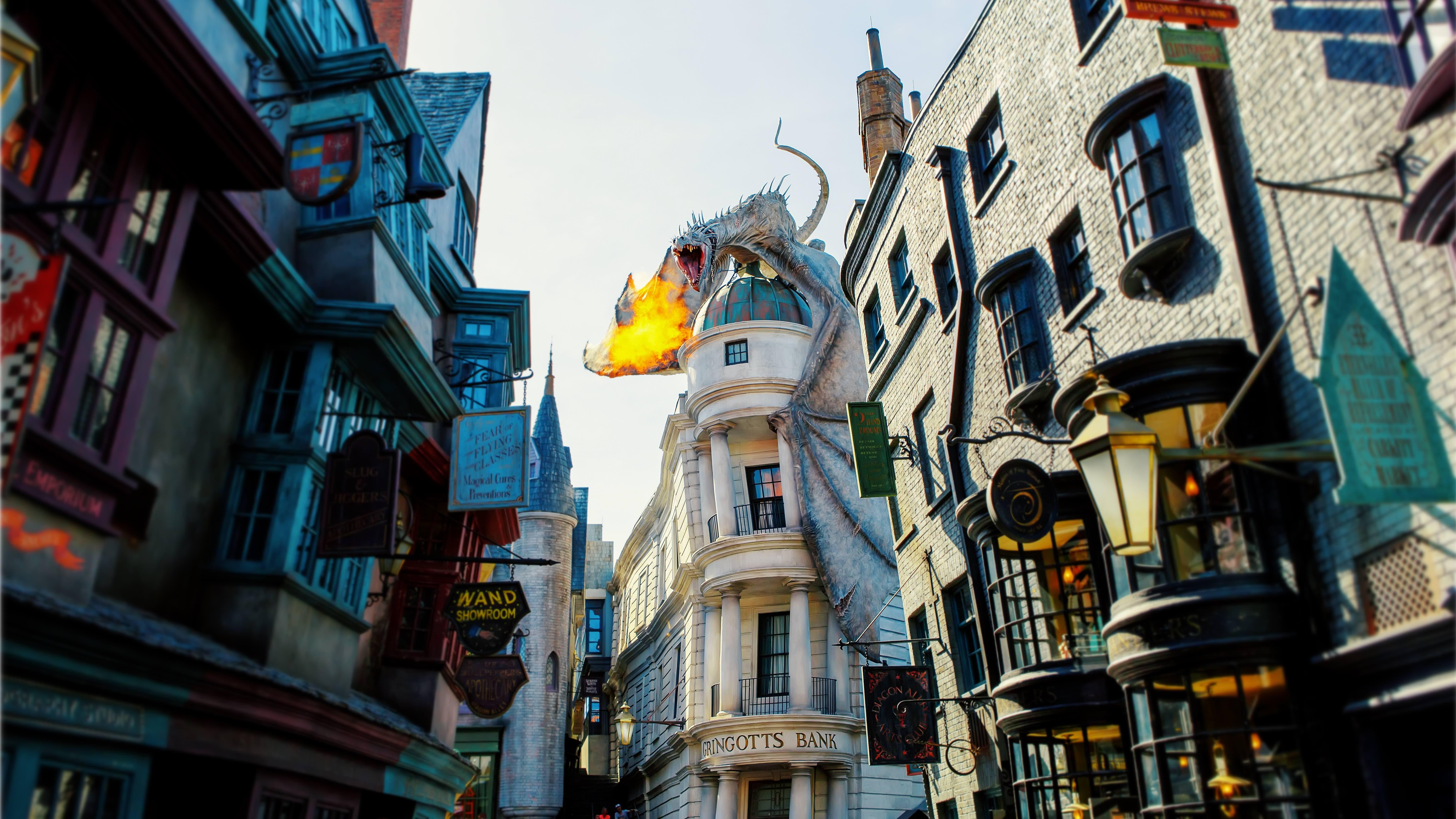 Harry Potter in Universal Orlando