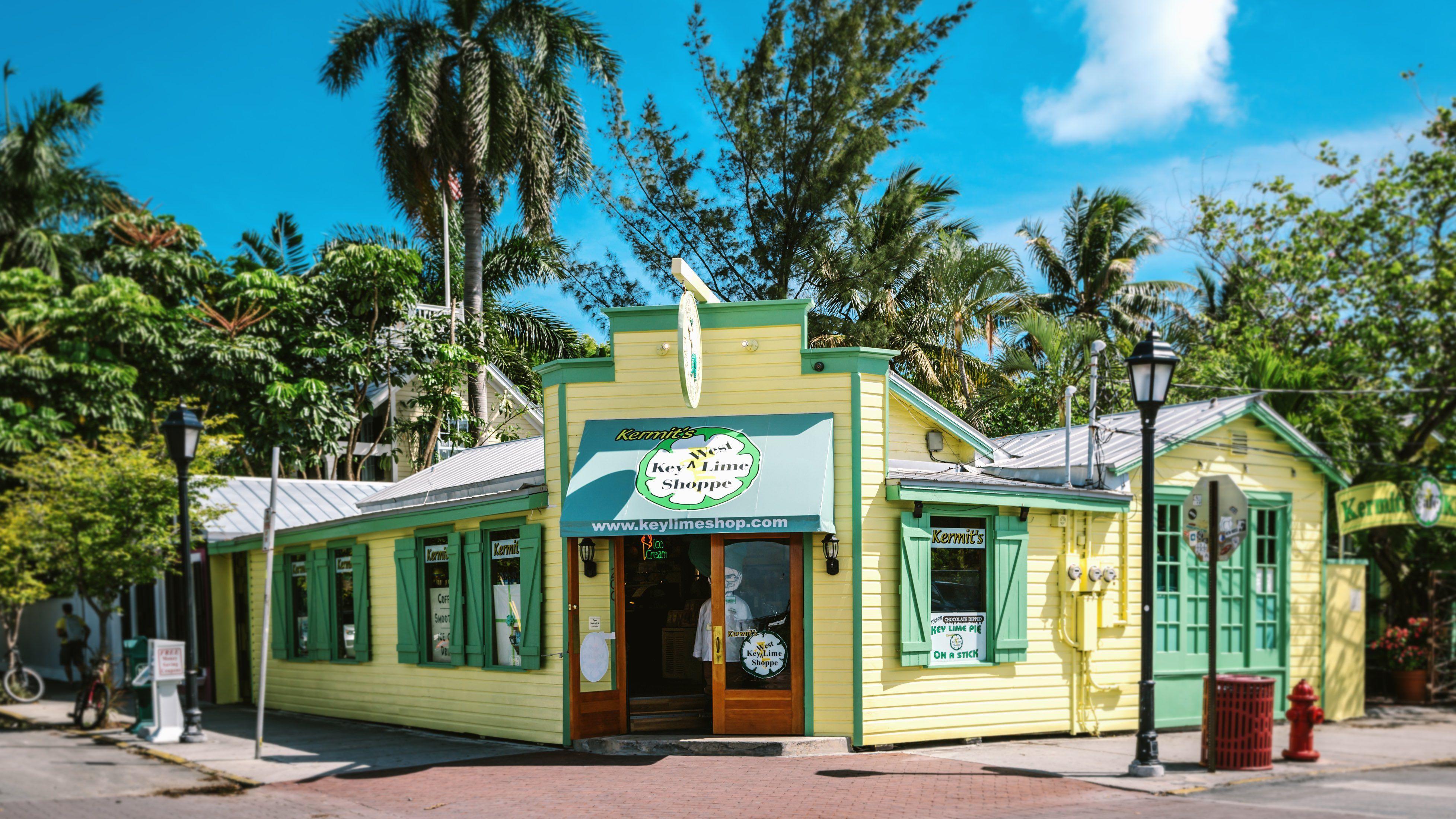 Kermit's: een van de beste plekken om een Key Lime Pie te ten